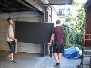 Furniture removalists Concord